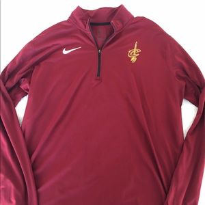 Nike Cleveland Cavaliers quarter-zip
